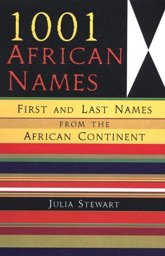 Download 1001 African Names