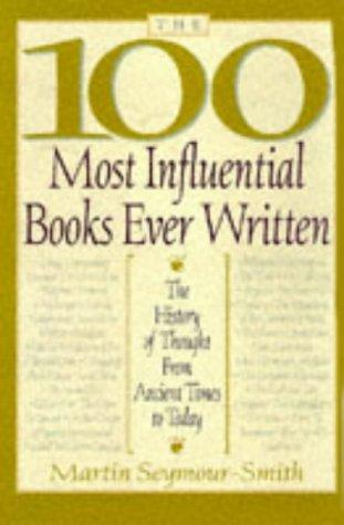 Download The 100 most influential books ever written