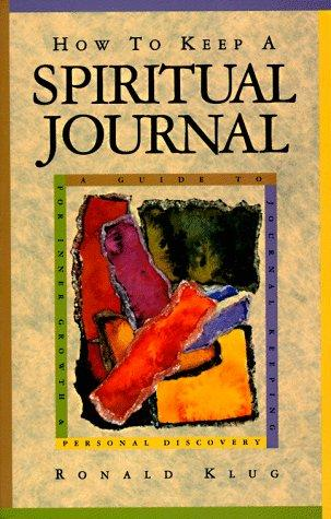 Download How to keep a spiritual journal