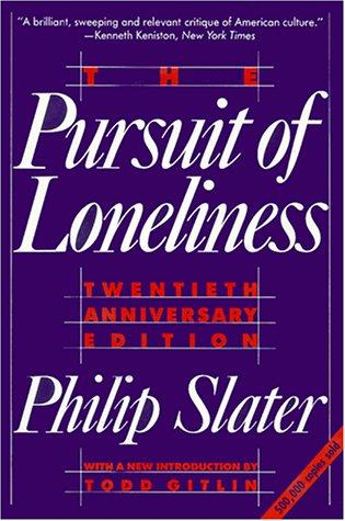 Download The pursuit of loneliness