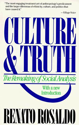 Download Culture & truth