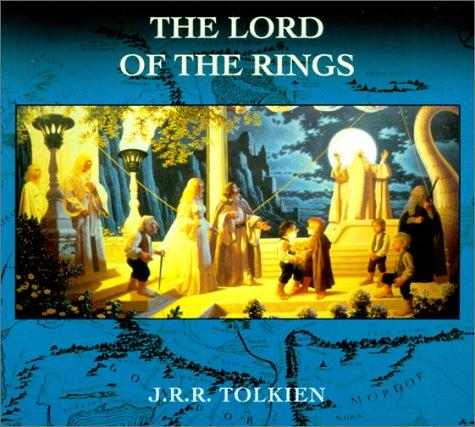 The Lord of the Rings (BBC Dramatization, Library Edition)