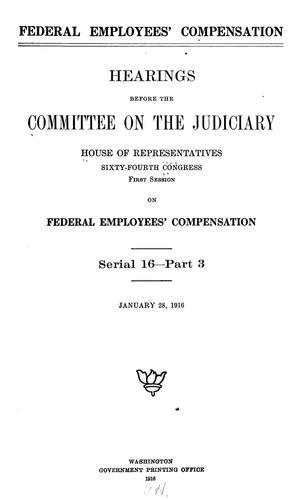 Download Federal employees' compensation