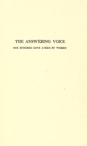 Download The answering voice