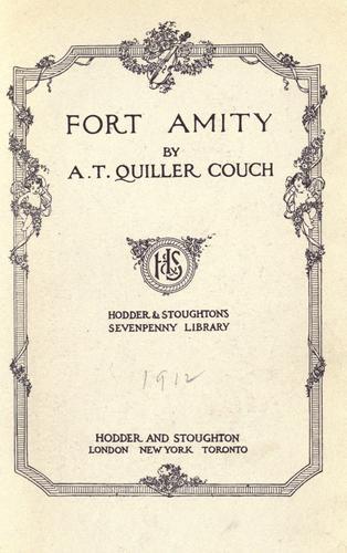 Fort Amity.