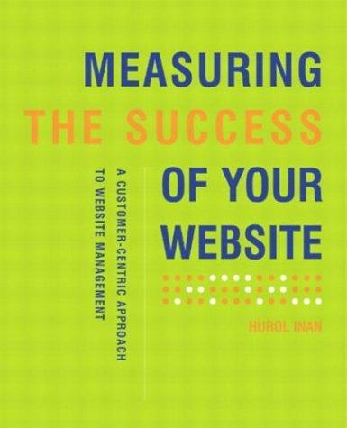 Measuring the Success of Your Website