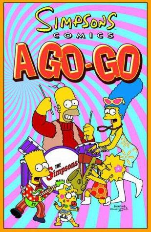 Download Simpsons Comics A-go-go