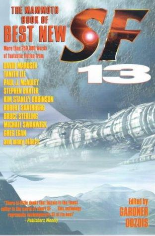 The Mammoth Book of Best New Science Fiction