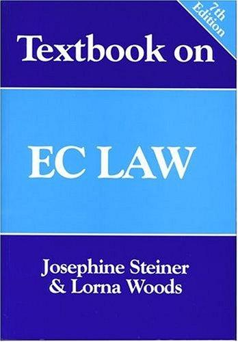 Download Textbook on EC law