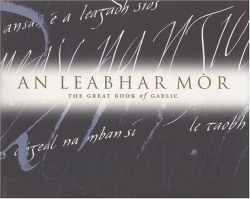 Image for An Leabhar Mor - The Great Book of Gaelic