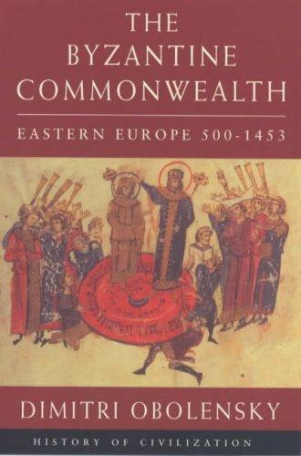 Download The Byzantine commonwealth
