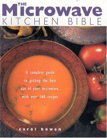 Download The Microwave Kitchen Bible