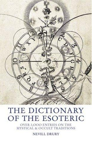 Download The Dictionary of the Esoteric