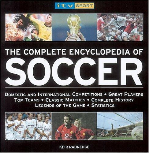 Image for Complete Encyclopedia of Soccer