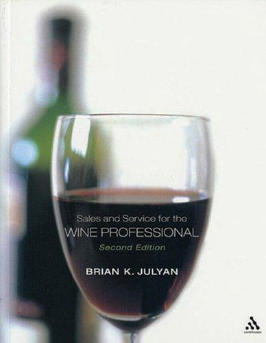 Download Sales and Service for the Wine Professional