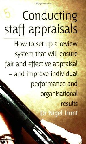 Download Conducting Staff Appraisals