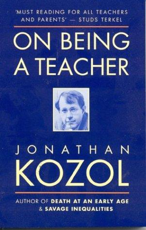 Download On Being a Teacher