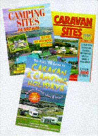 Guide to Caravan and Camping Holidays (Farm Holiday Guides)