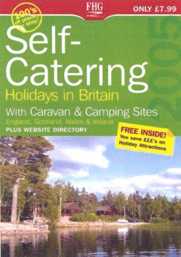 Self Catering Holidays in Britain (Farm Holiday Guides)