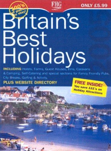 Download Britain's Best Holidays (Farm Holiday Guides)