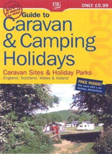Download Guide to Caravan and Camping Holidays (Farm Holiday Guides)