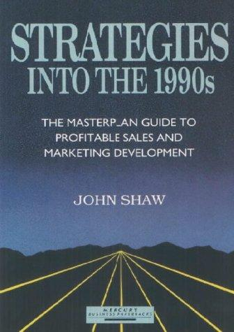 Download Strategies into the 1990s