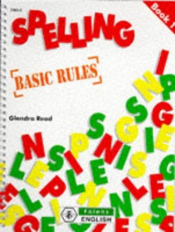 Spelling Programme
