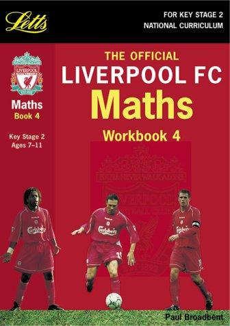 Liverpool Maths (Key Stage 2 Official Liverpool Football Workbooks)