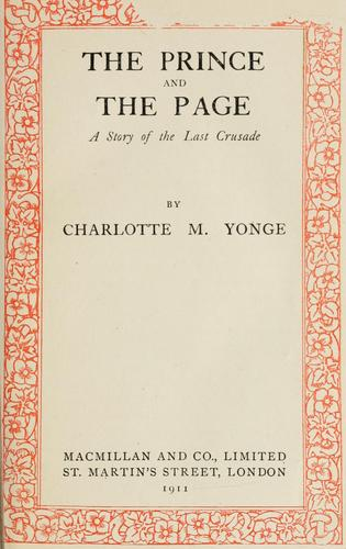 Download The prince and the page