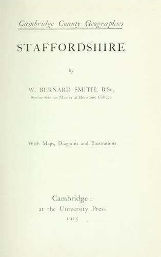 Download Staffordshire