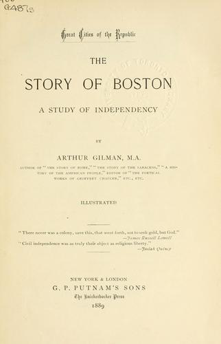 The story of Boston