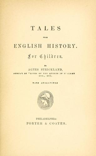 Download Tales from English history.