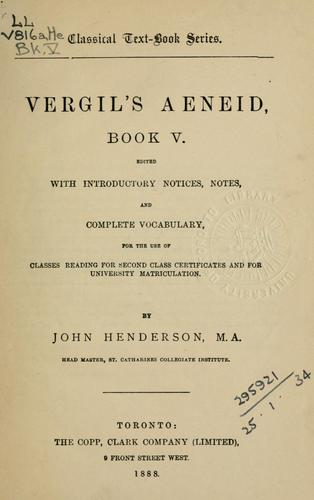 Download Aeneid, Book V