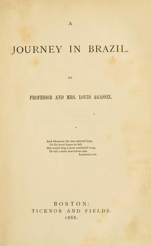 Download A journey in Brazil.