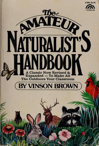 Download The amateur naturalist's handbook