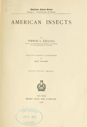 Download American insects