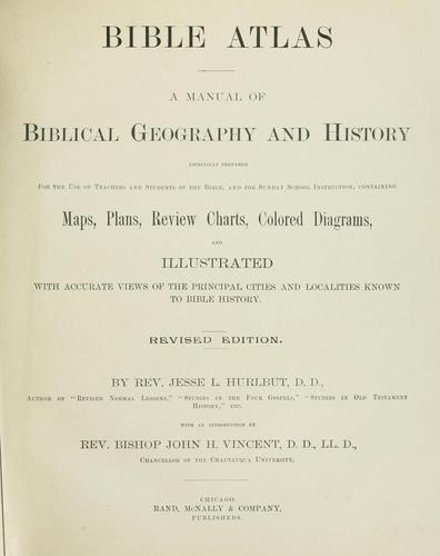Download Bible atlas