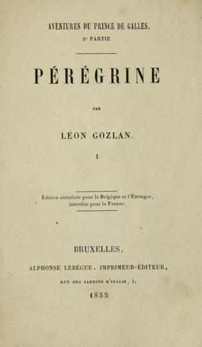 Pérégrine