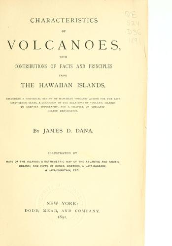 Download Characteristics of volcanoes