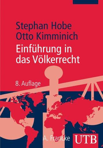 Download Einführung in das Völkerrecht