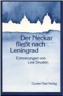 Download Der Neckar fliesst nach Leningrad