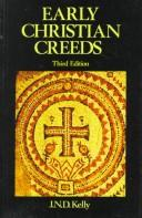 Early Christian Creeds (3rd Edition)