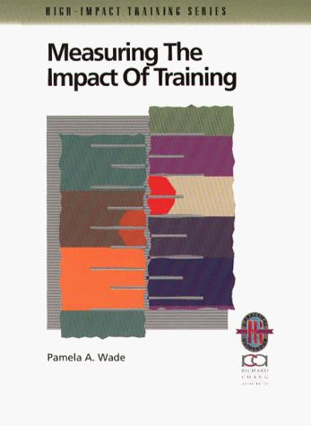 Download Measuring the impact of training