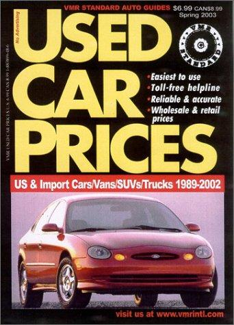 Download Vmr Standard Used Car Prices