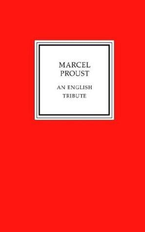 Download Marcel Proust – An English Tribute