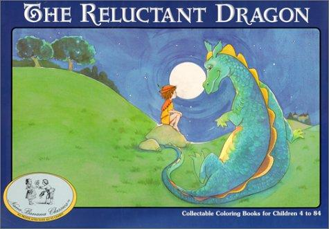 Download The Reluctant Dragon/Coloring Book (Nanabanana Classics)