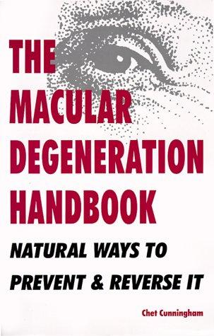 Download The macular degeneration handbook