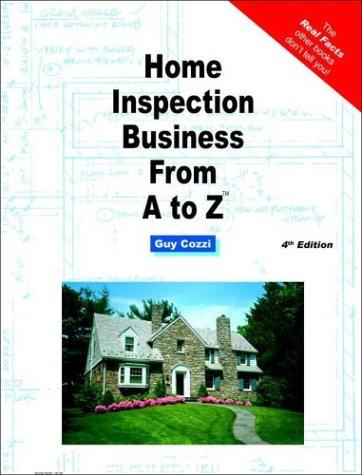 Download Home inspection business from A to Z