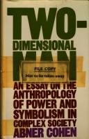 Download Two-dimensional man