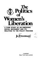 Download The politics of women's liberation